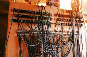電源室パネル